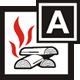 Pożar klasa A
