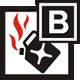 Pożar klasa B