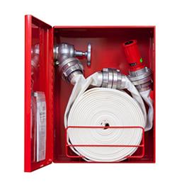 Hydrant wewnętrzny DN52 zawieszany uniwersalny z dodatkowym wężem